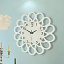 hesapli Çağdaş / Modern Duvar Saatleri-Modern/Çağdaş Ofis/İş Aile Okul/Mezuniyet Arkadaşlar Duvar Saati,Yenilik Ahşap 37*37 İç Mekan Saat