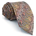 رخيصةأون اكسسورات Xbox 1-ربطة العنق ألوان متناوبة / زخرفات / خملة الجاكوارد رجالي - أساسي حفلة / عمل / أساسي