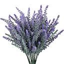 baratos Adesivos de Parede-Flores artificiais 1 Ramo Estilo Moderno Plantas Flor de Mesa