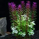 billige Akvarie Dekor og underlag-Akvarium Dekorasjon Vannplante Giftfri og smakløs Plast