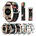 cheap Cell Phone Cases & Screen Protectors-Watch Band for Apple Watch Series 4/3/2/1 Apple Classic Buckle Genuine Leather Wrist Strap