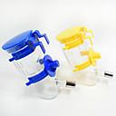 preiswerte Schüsseln & Futternäpfe für Hunde-L Katze Hund Schalen & Wasser Flaschen Haustiere Schüsseln & Füttern Tragbar Gelb Blau