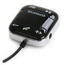 baratos Kits Bluetooth Automotivos/Mãos Livres-bt760 carro do bluetooth receptor de áudio Bluetooth fm transmissor de telefone do carro Bluetooth microfone embutido