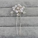 ieftine Pernuțe de Inele-Ștras Pini de păr 1 Nuntă Diadema