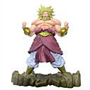 billige Anime- og mangadukker-Anime Action Figurer Inspirert av Dragon Ball Saiyan PVC 25 cm CM Modell Leker Dukke