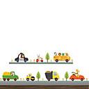 billige Vægklistermærker-Dekorative Mur Klistermærker - Fly vægklistermærker Dyr / Mode / Transport Stue / Soveværelse / Badeværelse