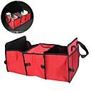 cheap Car Covers-Car Trunk Storage Bag Oxford Cloth Folding Storage Box Tidy Bag Organizer Storage Box with Cooler Bag Interior Accessories