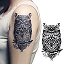cheap Temporary Tattoos-1 pcs Tattoo Stickers Temporary Tattoos Totem Series / Animal Series / Art Deco / Retro Waterproof / 3D Body Arts Arm
