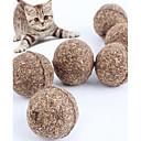 baratos Brinquedos Para Gatos-Brinquedos com Erva-de-gato Jogos para Gatos Durável Madeira Para Gato Gatinho