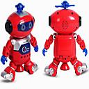 baratos Walkie Talkies-RC Robot Eletrônica Kids ' / Aprendizado & Educação / Domésticos e pessoais Robots AM Plástico Cantando / Dançando / Caminhada Não