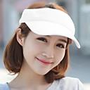 رخيصةأون دبابيس-قبعة شمسية سادة قطن, عطلة للمرأة