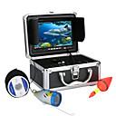 お買い得  フィッシュファインダー-7インチ1000tvl水中釣りビデオカメラキット12個のledライトビデオ水魚カメラの下で