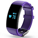 cheap Smartwatches-Smart Bracelet iOS / Android Touch Screen / Heart Rate Monitor / Water Resistant / Water Proof Activity Tracker / Sleep Tracker / Timer