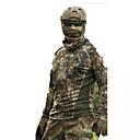 رخيصةأون ملابس الصيد-للرجال قمم الصيد / رياضة وترفيه ضد الهواء / مقاوم للماء / يمكن ارتداؤها ربيع / صيف / خريف ملابس الرياضة 1 قطعة / متنفس