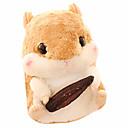 baratos Animais de Pelúcia-Hamster Fantoches Animais de Pelúcia Fofinho Diversão Para Meninas Brinquedos Dom 1 pcs