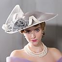 baratos Luzes Pingente-Tiras de seda de linho fascinators headpiece classical feminine style