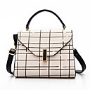 cheap Totes-Women's Bags PU Tote for Wedding / Event / Party / Formal Blue / White