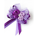 "cheap Wedding Flowers-Wedding Flowers Boutonnieres Wedding Party / Evening Satin 5.51""(Approx.14cm)"