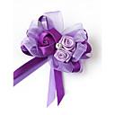 """povoljno Cvijeće za vjenčanje-Cvijeće za vjenčanje Boutonnieres Vjenčanje / Zabava / večer Saten 5.51 """"(Approx.14cm)"""