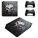 cheap PS4 Accessories-B-SKIN PS4 pro Sticker For PS4 ,  Novelty Sticker PVC 1 pcs unit