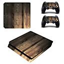 preiswerte PS4 Zubehör-B-SKIN Aufkleber Für PS4 Schlank . Aufkleber PVC 1 pcs Einheit