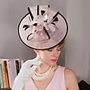 preiswerte Parykopfbedeckungen-Feder Fascinatoren / Hüte / Kopfbedeckung mit Blumig 1pc Hochzeit / Besondere Anlässe / Draussen Kopfschmuck