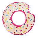 billige Oppustelige baderinge, svømmedyr  og pool-loungers-And Oppustelige badedyr Donut baderinge Svømme ringe PVC Herre Dame
