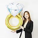 baratos Balões-Bolas Balões Festa Inflável Alumínio Para Meninos Para Meninas Brinquedos Dom 1 pcs