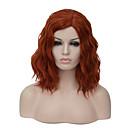 tanie Syntetyczne peruki bez czepka-Peruki syntetyczne Włosy syntetyczne Peruka Damskie Krótki Bez czepka