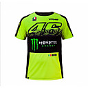 cheap Motorcycle & ATV Parts-MotoGP T-shirt riding suits motorcycle VR46 Knight Locy cotton short-sleeved racing suit T-shirt