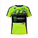 preiswerte Motorrad Jacken-Motogp T-Shirt Reitanzug Motorrad Vr46 Ritter Locy Baumwolle Kurzarm Rennanzug T-Shirt