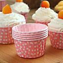 preiswerte Küchengeräte-Backwerkzeuge Papier Umweltfreundlich / Heimwerken Cupcake Backformen & Pfannen