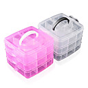 cheap Rhinestone & Decorations-1 Tool Bag nail art Manicure Pedicure Classic Daily