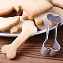 billige Servise-Bakeware verktøy Aluminium GDS Til Småkake / Sjokolade / For Godteri Bakeform