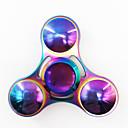 tanie Fidget Spinners-Fidget Spinners / Przędzarka ręczna Za czas zabicia / Stres i niepokój Relief / Zabawka na koncentrację Metalowy Klasyczny 1 pcs Sztuk Dla dziewczynek Dla dzieci / Dla dorosłych Prezent