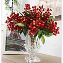 baratos Flor artificiali-Flores artificiais 1 Ramo Estilo Moderno Plantas Flor de Mesa