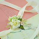 """povoljno Cvijeće za vjenčanje-Cvijeće za vjenčanje Wrist Corsage Vjenčanje Zabava / večer Zaručnička zabava Party/zabava Til Saten 1.18 """"(Approx.3cm)"""