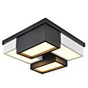 ieftine Montaj Flush-Montaj Flush Lumină Spot - Stil Minimalist, LED, designeri, 110-120V / 220-240V Sursa de lumină LED inclusă / 5-10㎡ / LED Integrat