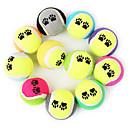 זול מפיגי מתח-כדור צעצועי לעיסה כדור טניס סְפוֹג עבור צעצוע לכלב