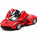 cheap Toy Cars-Toy Car Model Car Race Car Car Horse Simulation Music & Light Unisex Boys' Girls' Toy Gift