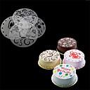 זול תבניות לעוגות-כלי קישוט לעוגה פלסטיק