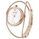 preiswerte Modische Uhren-WeiQin Damen Armbanduhr Schlussverkauf Legierung Band Charme / Modisch Silber