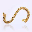 cheap Necklaces-Chain Bracelet - Vintage, Punk, Fashion Bracelet Gold For Wedding Party Engagement