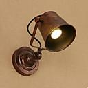 baratos Lâmpadas Filamento de LED-Rústico / Campestre / Tradicional / Clássico Luminárias de parede Metal Luz de parede 110-120V / 220-240V 40W