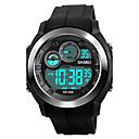 cheap Military Watches-SKMEI Men's Digital Digital Watch / Wrist Watch / Military Watch / Sport Watch Japanese Alarm / Calendar / date / day / Chronograph /