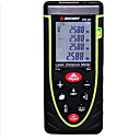 cheap Level Measuring Instruments-Sndway SW-M40 Handheld Digital 40m 635nm Laser Distance Measurer with Distance & Angle Measurement(1.5V AAA Batteries)