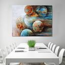 preiswerte Kronleuchter-Aufgespannte Leinwandrucke Abstrakt Modern, Ein Panel Segeltuch Horizontal Druck Wand Dekoration Haus Dekoration