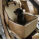 halpa Koiran tarvikkeet matkalle-Kissa Koira Auton penkin suojus Lemmikit Matot ja tyynyt Yhtenäinen Kannettava Taiteltava Hengittävä Kaksipuolinen Satunnainen väri