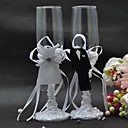 preiswerte Sekt- & Champagnergläser-Bleifreies Glas Toasten Flöten Geschenkbox Strand Garten Asiatisch Blumen Schmetterling Klassisch Winter Frühling Sommer Herbst