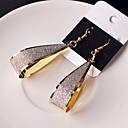 cheap Wedding Shoes-Women's Hollow Out Drop Earrings - Classic Black / Silver / Golden For Wedding Party Daily